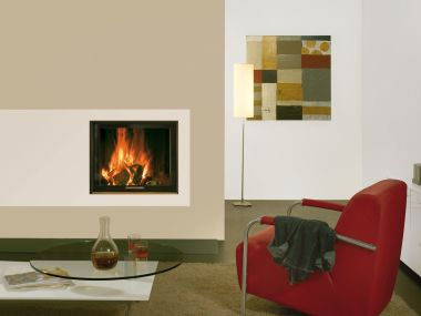 Spartherm Linear Front 74x62 Inbouw Hout